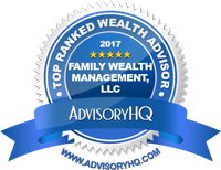 Family Wealth Management LLC AHQ Award Emblem